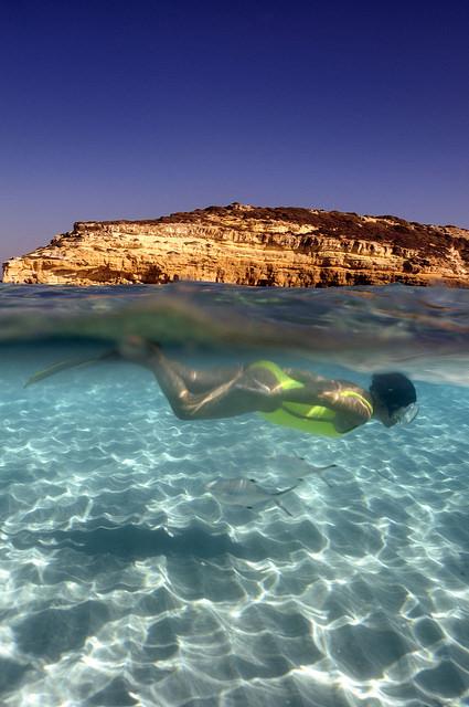 TripAdvisor premia l'Italia: la spiaggia più bella del mondo è a Lampedusa